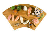 Deluxe Sushi Combination — Stock Photo