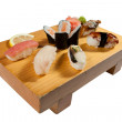 Stock Photo: Deluxe Sushi Combination