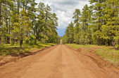 The Back Way to Sedona — Stock Photo