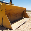 Stock Photo: Bulldozer at rest