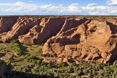 View of Canyon De Chelly South Rim 5 — Foto de Stock