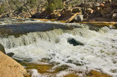 Churning Creek — Stock Photo
