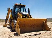 挖地基 2 — 图库照片