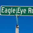 Stock Photo: Road to where Eagles Soar