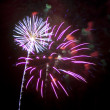 Fireworks in Tonopah Arizona - 