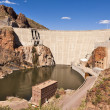 Roosevelt Dam Arizona — Stock Photo