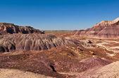 Fioletowy piaski 2 — Zdjęcie stockowe