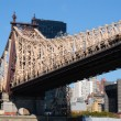 Stock Photo: Queensboro Bridge