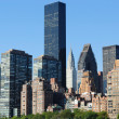Midtown ManhattSkyline — Stockfoto #4429688