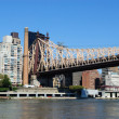 queensboro bridge — Stock Photo #4429689