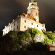 Cesky Krumlov Castle — Stock Photo #4429723
