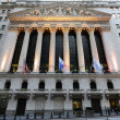 New York Stock Exchange — Stock Photo #4429763