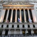 New York Stock Exchange — Stock Photo #4429763
