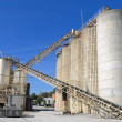 Cement Plant - Stock Photo