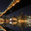Queensboro Bridge — Stock Photo #4429878