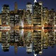 Lower Manhattan Skyline — Stock Photo #4429928