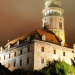 Krumlov Castle - Stock Photo