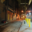 Back Alley — Stock Photo