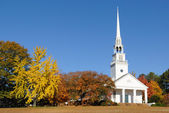 Baptist Church — Stock Photo