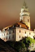 Krumlov Castle — Stock Photo