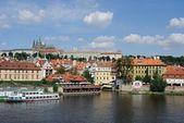 Prague Skyline — Stock Photo