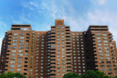 Public Housing — Stock Photo