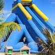 Inflatable Waterslide — Stock Photo #4686705