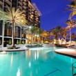 Resort Swimming Pool — Foto Stock