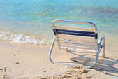 Beach Chair — Stockfoto
