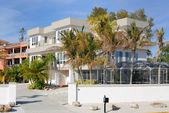 Tropické mansion — Stock fotografie