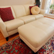 Sofa in a Living Room — Stock Photo