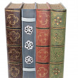 Antique Books — Stock Photo #4969905