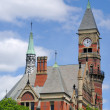 Jefferson market Library — Stock Photo