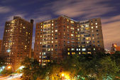 Residential High Rise in New York City — Stockfoto
