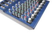 Preamp Mixing Board — Stock Photo