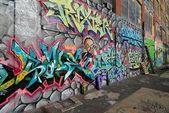 Graffiti at Five Pointz — Stock Photo