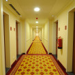 Stock Photo: Hotel Hallway