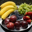 Fruit Platter — Stock Photo