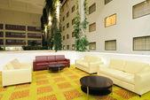 Hotel Lobby — 图库照片