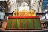 интерьер собора святой марии — Стоковое фото