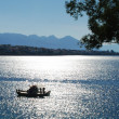 Stock Photo: Beautiful lagoon view. island of Aegina, Greece