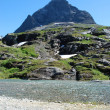Stock Photo: River at Trollstigen, More og Romsdal, Norway