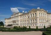 Baroque - Rococo style palace — Stock Photo