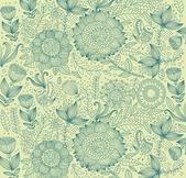 Прекрасный цветочный фон — Cтоковый вектор