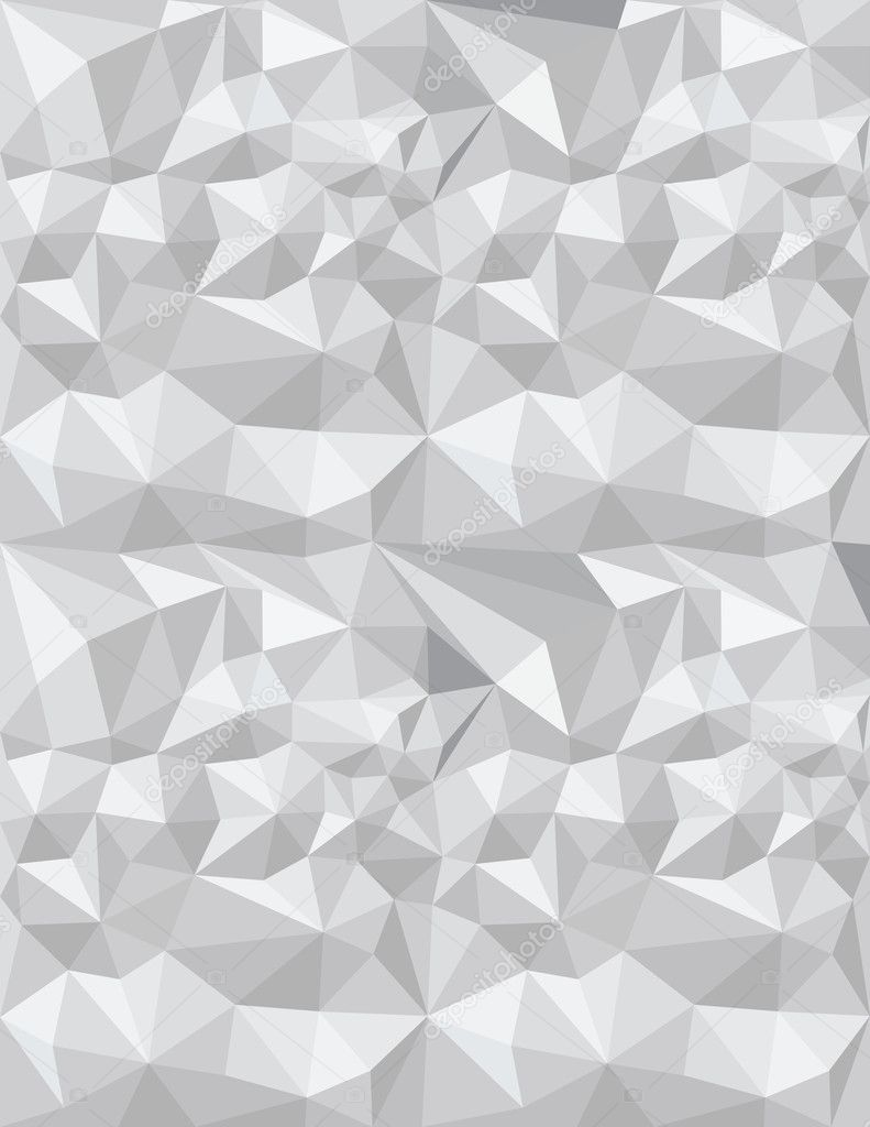 Triangles gray texture — Stock Vector © tomadesign #4566069