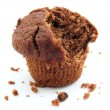 Chocolate muffin — Stockfoto