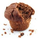 Chocolate muffin — Stock Photo #4382477