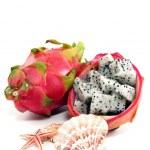 Постер, плакат: Dragon fruit pitahaya pitaya