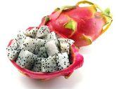 Dragon fruit pitahaya pitaya — Stock Photo