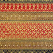 Thai fabric pattern — Stock Photo #4471323